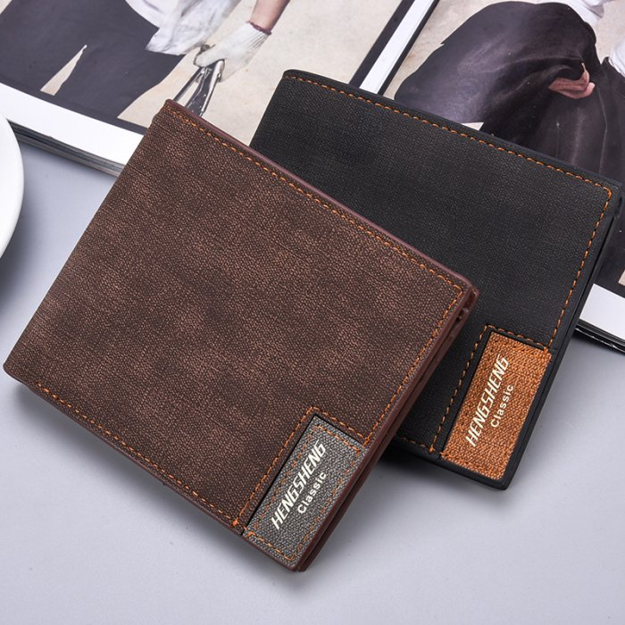 Wholesale-matte-canvas-wallet-WL064-4