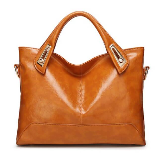 Women-Oil-Wax-PU-leather-women-bags-HB019-2