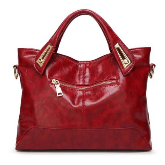 Women-Oil-Wax-PU-leather-women-bags-HB019-4