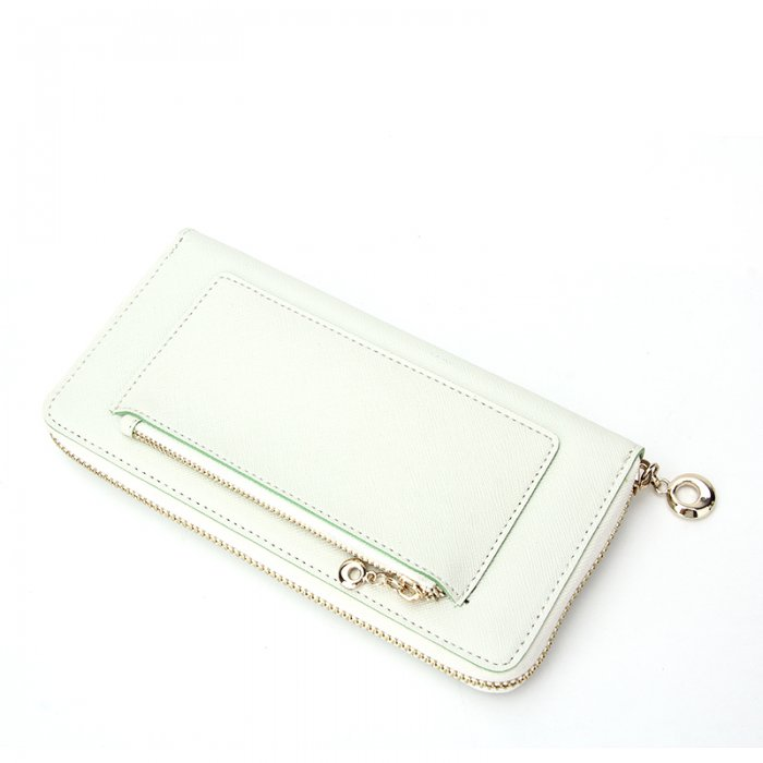 Womens-Bifold-Pure-Color-Blank-Travel-Wallet-WOL008-1