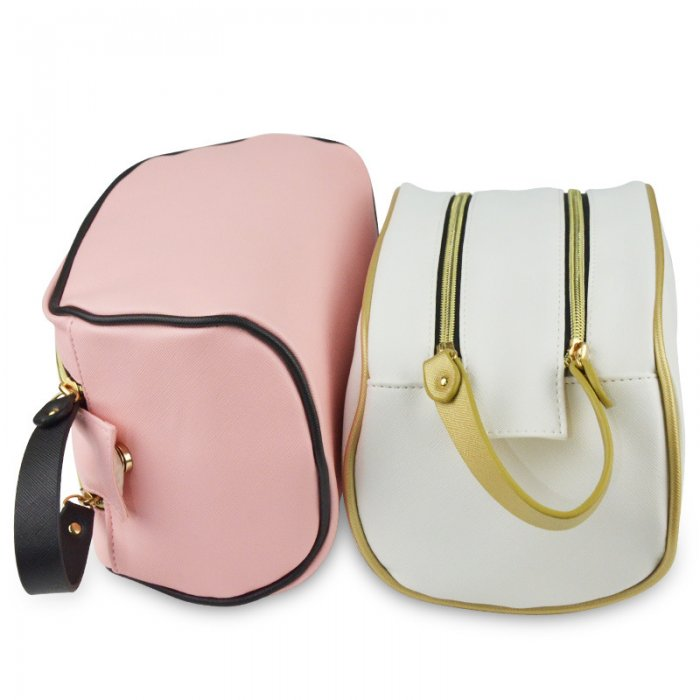 Zipper-PU-Leather-Waterproof-Travel-Cosmetic-Bag-COS009-4