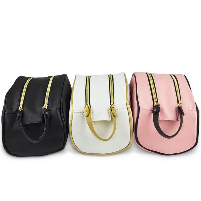 Zipper-PU-Leather-Waterproof-Travel-Cosmetic-Bag-COS009-6
