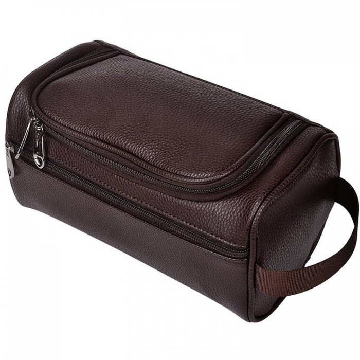 cool-PU-leather-Male-travel-mans-wash-makeup-bag-COS086-1