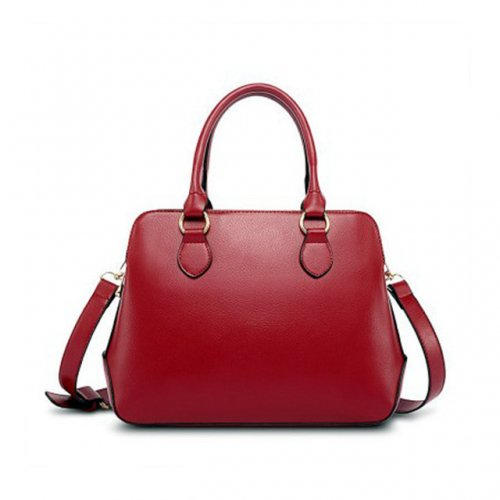 litchi-grain-fashion-tote-bag-pu-leather-handbag-HB003-1