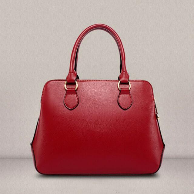 litchi-grain-fashion-tote-bag-pu-leather-handbag-HB003-2