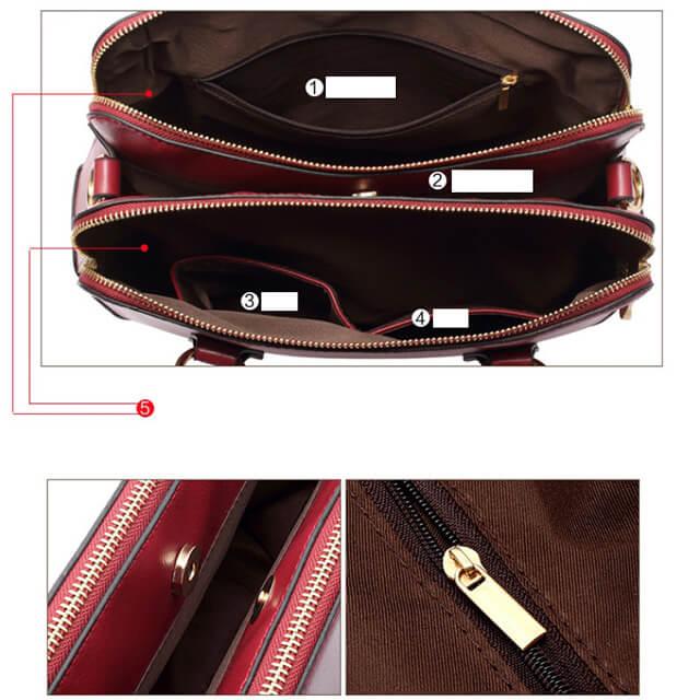 litchi-grain-fashion-tote-bag-pu-leather-handbag-HB003-5
