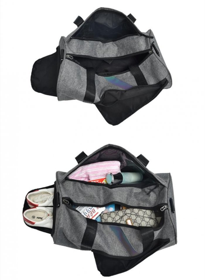 Casual-men-women-canvas-sport-gym-travel-duffle-bags-with-logo-DB010-2