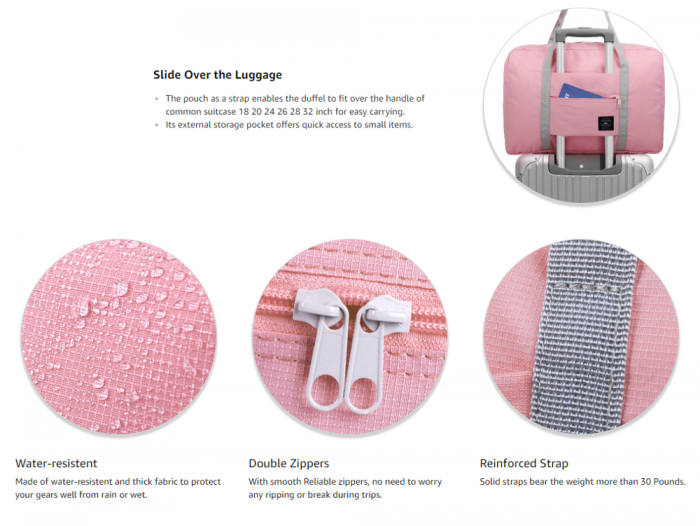Cheap-portable-waterproof-foldable-outdoor-sport-duffel-travel-bag-DB016-2