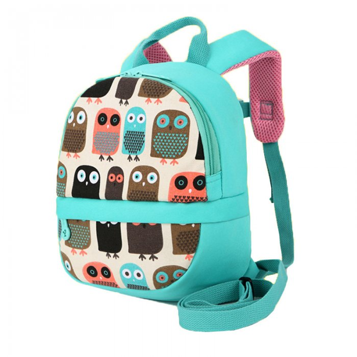 Children-Toddler-Animal-Kids-School-Backpack-Bag-
