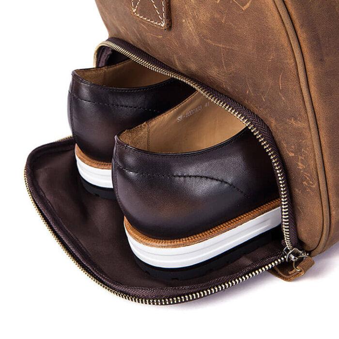 Custom-Logo-Duffle-Bag-Men-Shoe-Pocket-GDB010-2