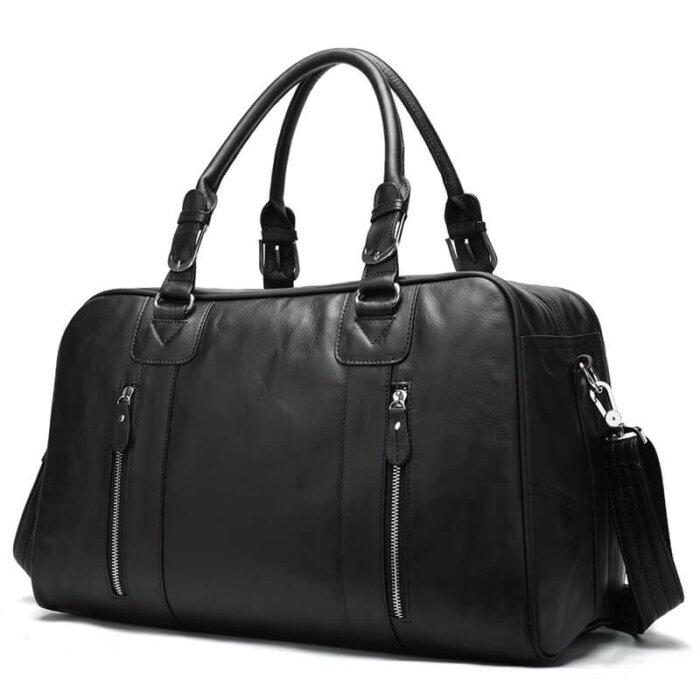 Custom-genuine-Leather-Travel-Duffel-Bags-GDB006-3