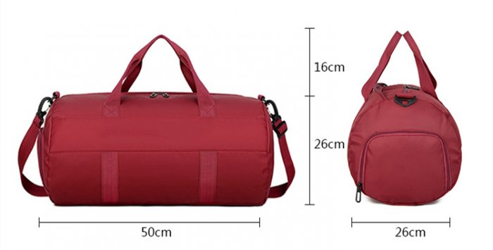 Custom-logo-printed-fitness-sport-duffle-travel-bag-with-shoe-compartment-DB025-6