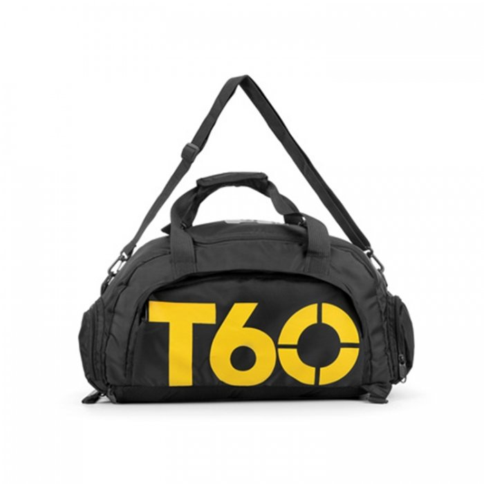 Custom-logo-travel-duffle-bag-with-shoe-compartment-DB026-1