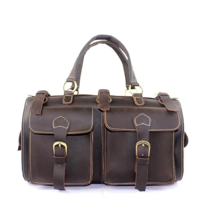 Customized-Vintage-Leather-Mens-Weekend-Duffel-Bag-GDB014-1