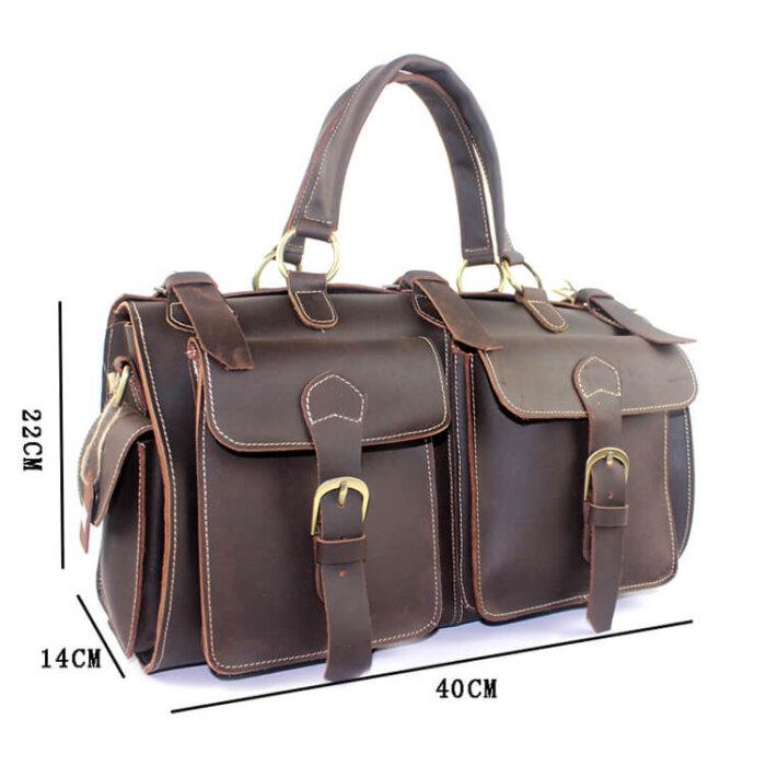 Customized-Vintage-Leather-Mens-Weekend-Duffel-Bag-GDB014-4