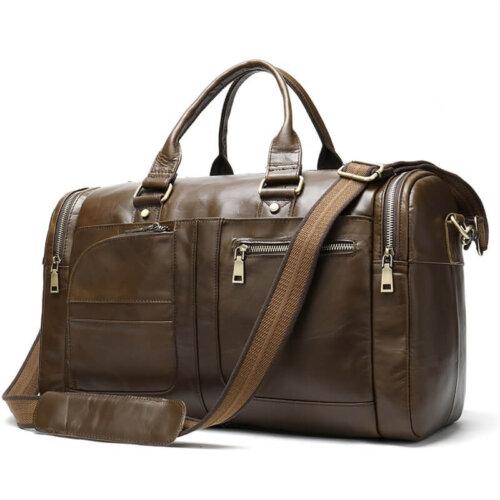 Drop-shipping-vintage-mens-Suitcase-Duffle-Big-Weekend-Bags-GDB009-1