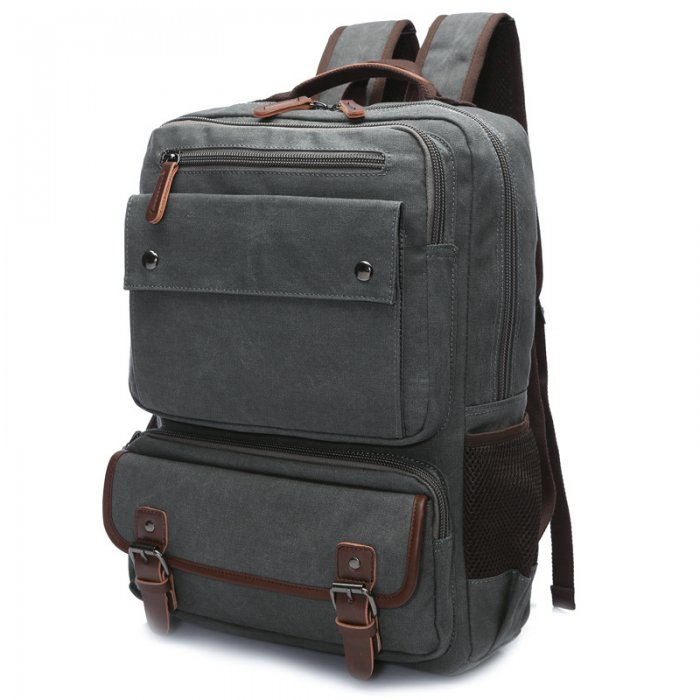 Durable-canvas-students-backpack-wholesale-SBP110-1