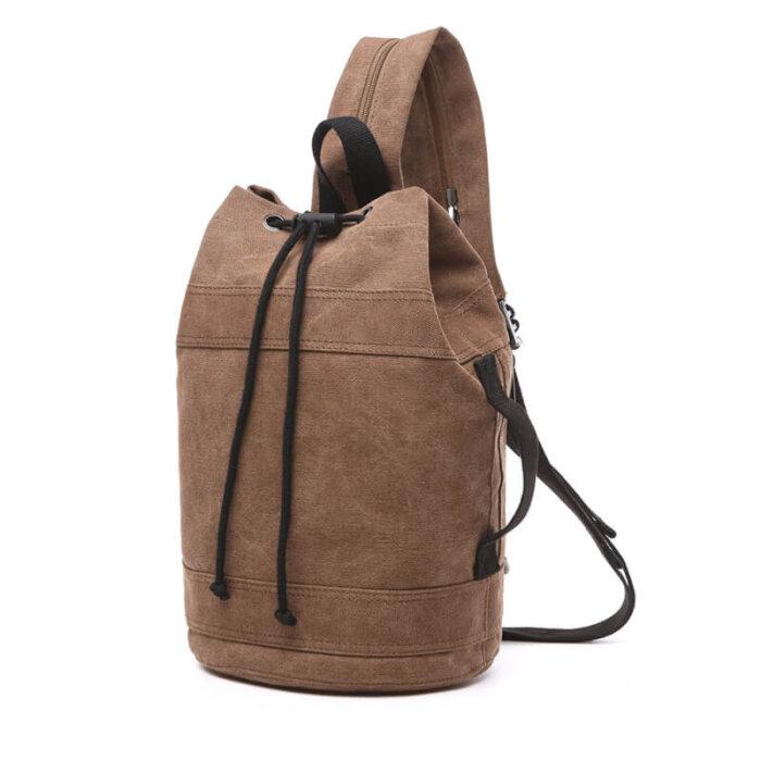 Fashion-canvas-basketball-bucket-backpack-SBP118-5