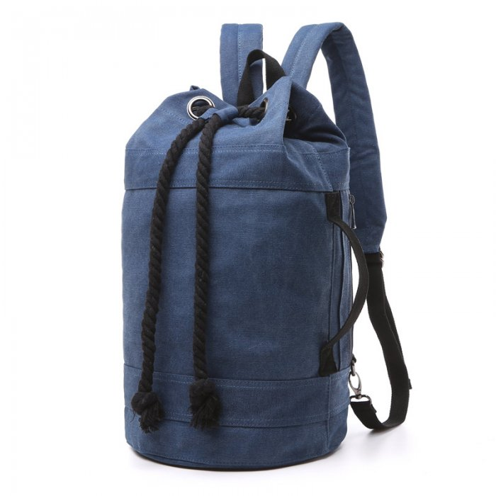 Fashion-canvas-basketball-bucket-backpack-SBP118-6