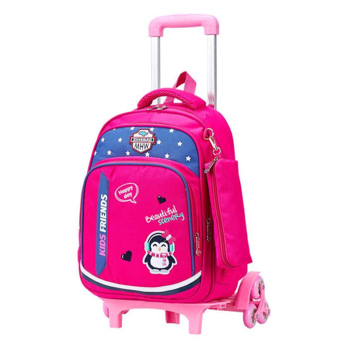 Flamingo-kids-schoo-trolley-bag-TR004-6