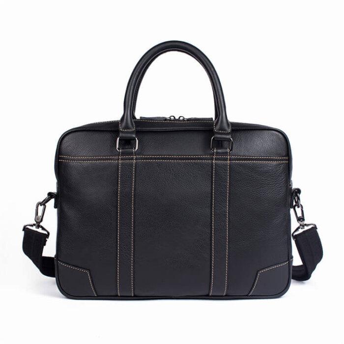 Genuine-Leather-Mens-Briefcase-Shoulder-Bag-GAB023-1