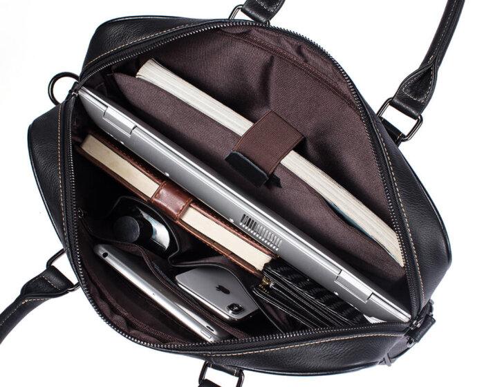 Genuine-Leather-Mens-Briefcase-Shoulder-Bag-GAB023-4
