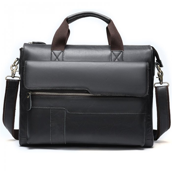 Genuine-leather-business-laptop-bags-briefcase-GAB007-1