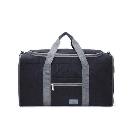Lightweight-waterproof-nylon-weekend-sports-gym-duffle-bag-DB006-1