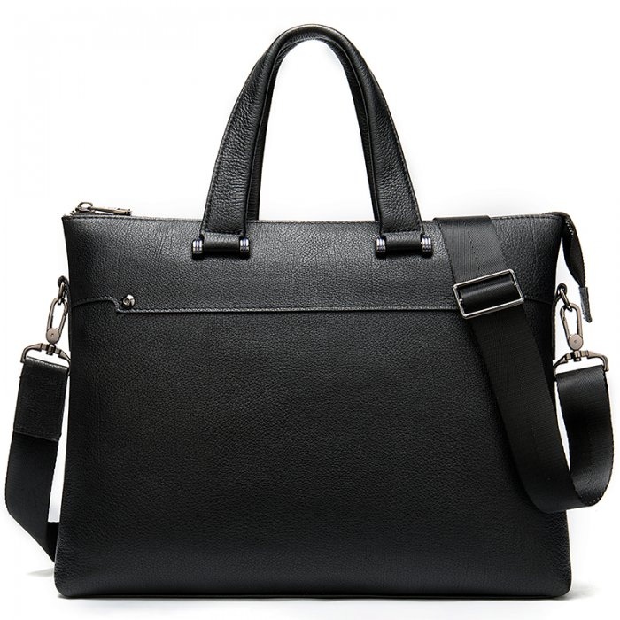 Luxury-laptop-bags-handmade-Genuine-leather-briefcases-GAB001-1