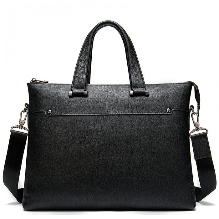 Luxury-laptop-bags-handmade-Genuine-leather-briefcases-GAB001-3
