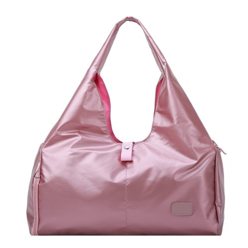 New-design-fashion-pink-sports-duffle-bags-for-swimming-yoga-DB011-1