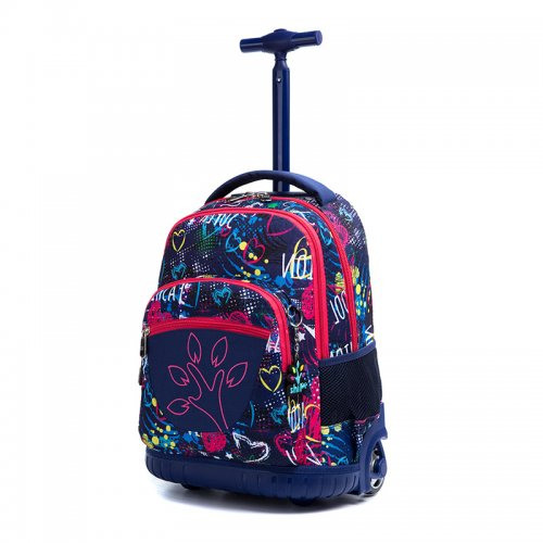 New-fashion-girl-trolley-school-bag-TR003-1