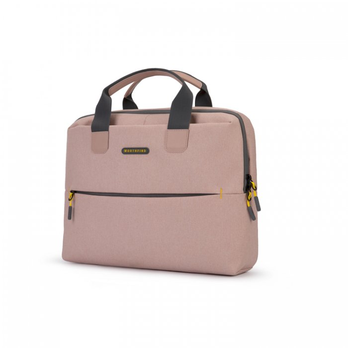 Pink-waterproof-women-laptop-computer-bag-LAB022-2