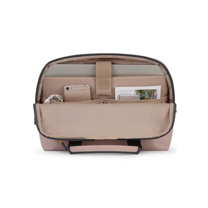 Pink-waterproof-women-laptop-computer-bag-LAB022-5