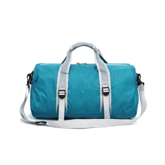 Portable-waterproof-folding-duffel-travel-bag-yoga-sports-DB014-1