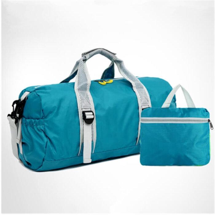 Portable-waterproof-folding-duffel-travel-bag-yoga-sports-DB014-2