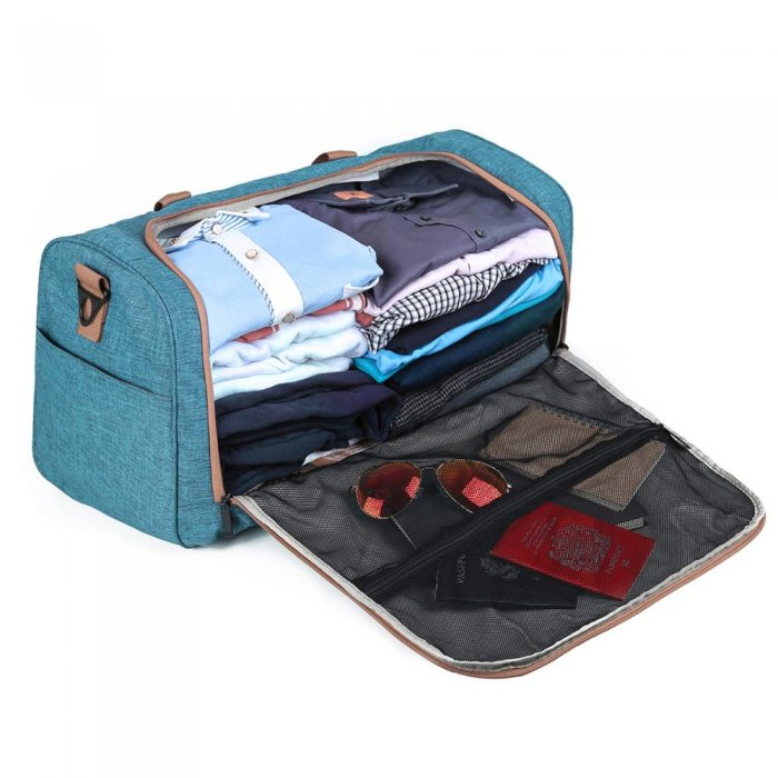Private-label-personalized-waterproof-women-travel-bag-gym-sports-duffle-bag-DB015-2
