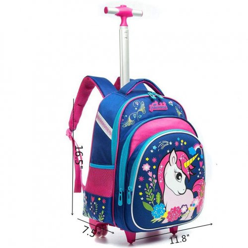 Rolling-BackpackTrolley-School-Bag-TR005-2