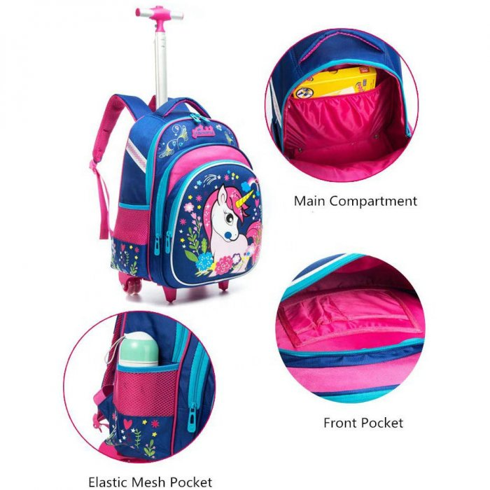 Rolling-BackpackTrolley-School-Bag-TR005-3