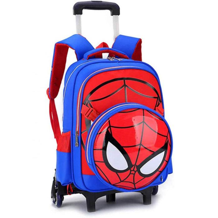 Spiderman-Six-Wheels-Trolley-Case-TR007-1
