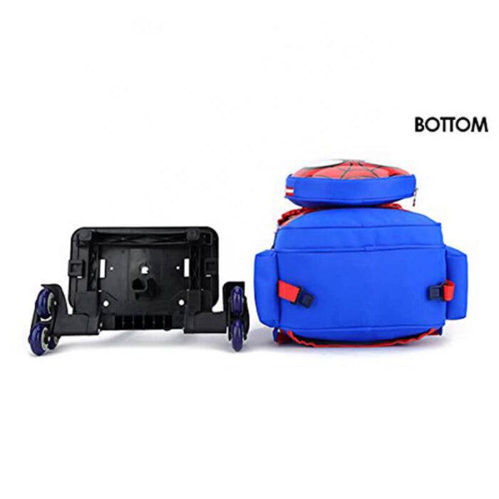 Spiderman-Six-Wheels-Trolley-Case-TR007-5