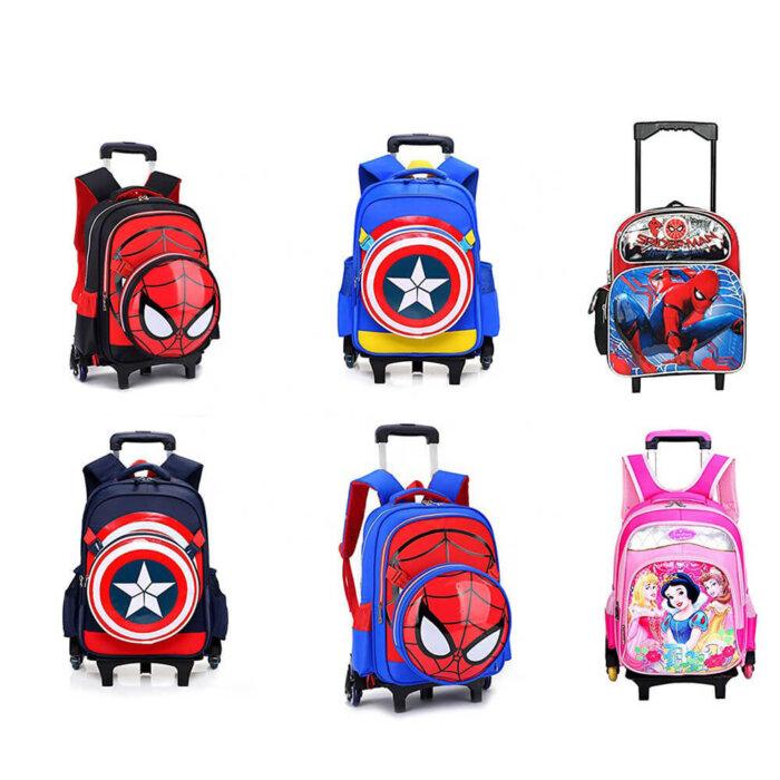 Spiderman-Six-Wheels-Trolley-Case-TR007-6