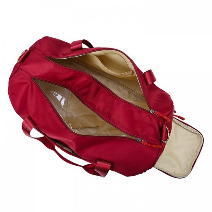 Travel-duffel-gym-sport-duffle-bags-with-shoe-compartment-DB009-2
