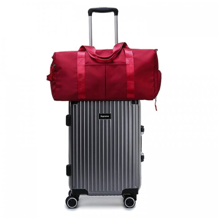 Travel-duffel-gym-sport-duffle-bags-with-shoe-compartment-DB009-4
