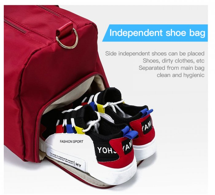 Travel-duffel-gym-sport-duffle-bags-with-shoe-compartment-DB009-6
