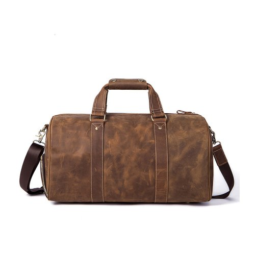 Vintage-Leather-Circle-Duffle-Bag-GDB004-1