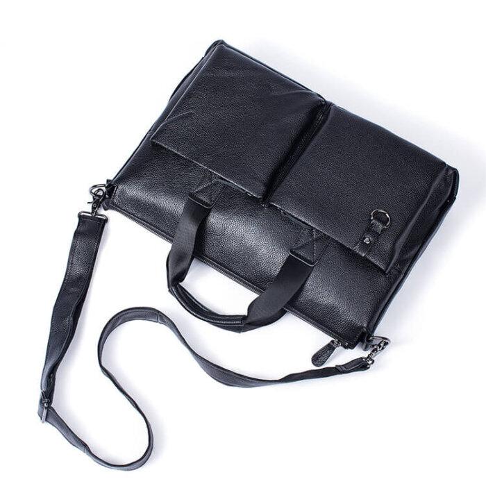Wholesale-OEM-ODM-Genuine-Leather-Laptop-Bag-GAB014-5