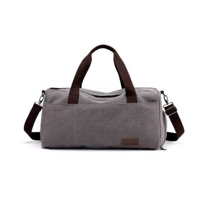 Wholesale-vintage-weekend-fitness-sport-canvas-travel-duffel-bag-DB021-1