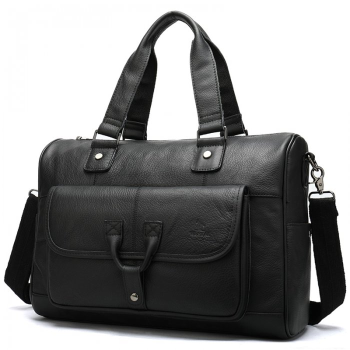 drop-shipping-vintage-Mens-Genuine-Leather-Duffle-Bag-GDB012-4