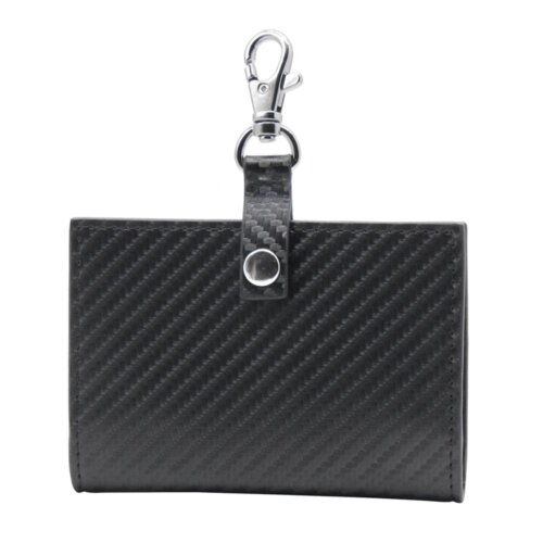 Carbon-Fiber-PU-Leather-ID-Badge-Holder-CRH002-1-6